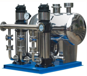 Specifications And Models of Mingxing Non-negative Pressure Variable-frequency Water Supply Equipment