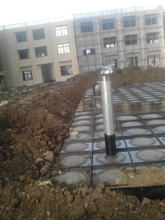 Highlights of Mingxing Buried Tank-pump Integration Pump Station