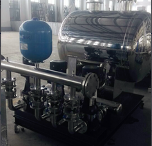 Applicable Ranges of Mingxing Non-negative Pressure Variable-frequency Water Supply Equipment