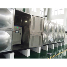Acceptance Check of Mingxing Tank-style Variable-frequency Water Supply Equipment
