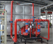 Material Selection of Mingxing Fire Control Pressure Booster And Pressure Stabilization Equipment